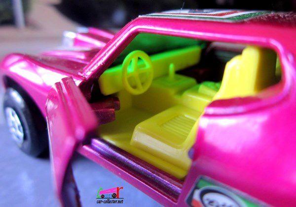 AMX JAVELIN COFFRET DRAG RACE PACK MATCHBOX 1/36.