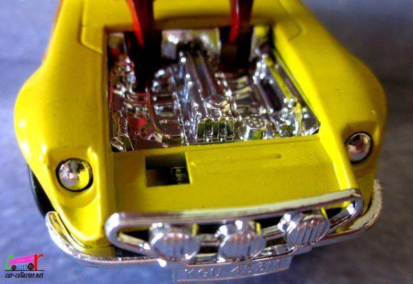 K-52. DATSUN 240 Z RALLY CAR MATCHBOX 1/36