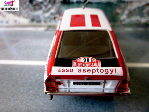 FASCICULE N°63 CITROEN CX DIESEL 1978 MONTE CARLO IXO 1/43.