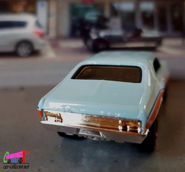 68 CHEVY NOVA HOT WHEELS 1/64.