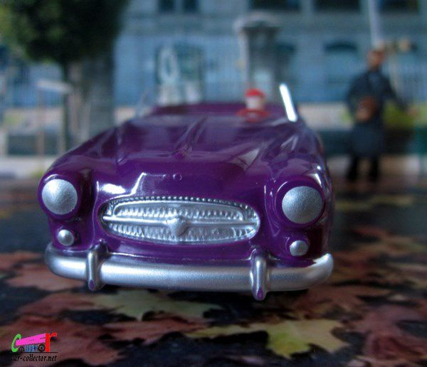 CABRIOLET PEUGEOT 403 1959 REEDITION SOLIDO 1/43.