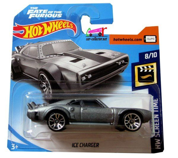 ICE CHARGER HOT WHEELS 1/64.