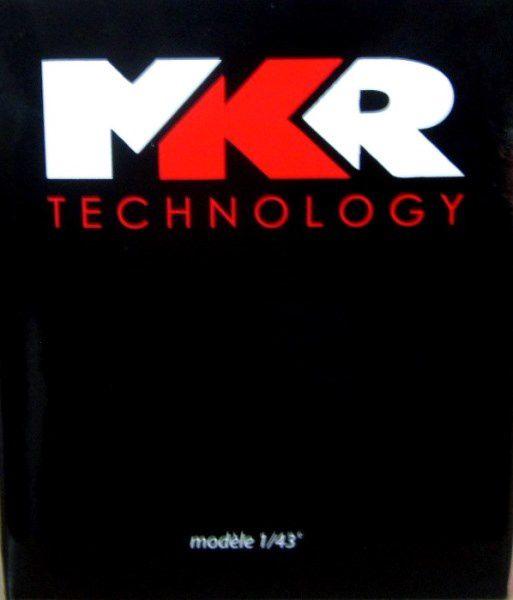 CAMION DE COURSE RENAULT PREMIUM 2012 MKR TECHNOLOGY 1/43.