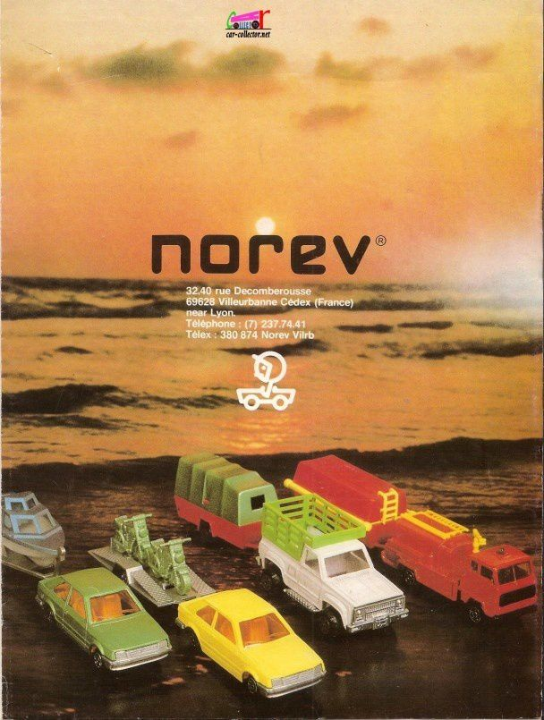catalogue-depliant-norev-1984
