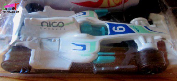 F1 RACER HOT WHEELS 1/64.