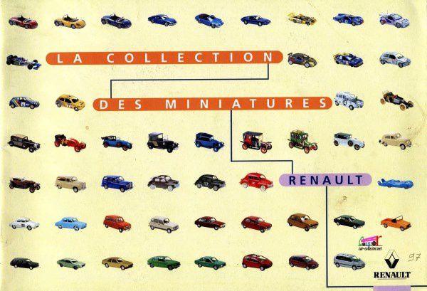 catalogue-miniatures-renault-1997