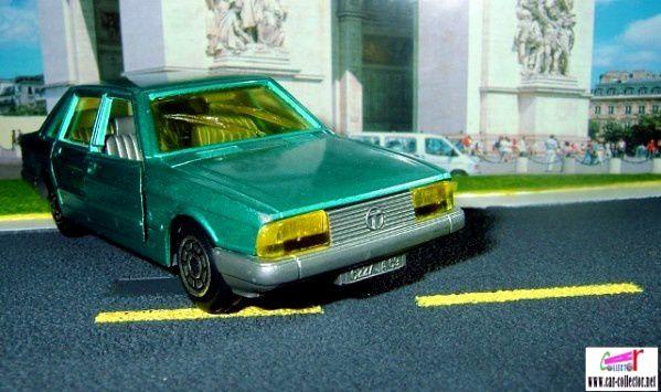 SIMCA TALBOT SOLARA JET CAR NOREV 1/43.