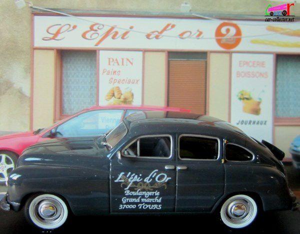 fascicule-numero-57-ford-vedette-abeille-boulangerie-epi-d-or-grand-marche-37000-tours-ixo-1-43-altaya-nos-cheres-camionnettes-d-antan