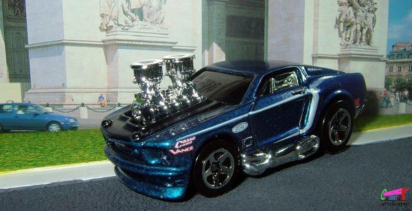 1968-ford-mustang-tooned-dark-blue-2003-046-35th-anniversary-hot-wheels-first-editions