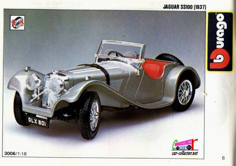 jaguar-ss-100-1937-burago-1-18