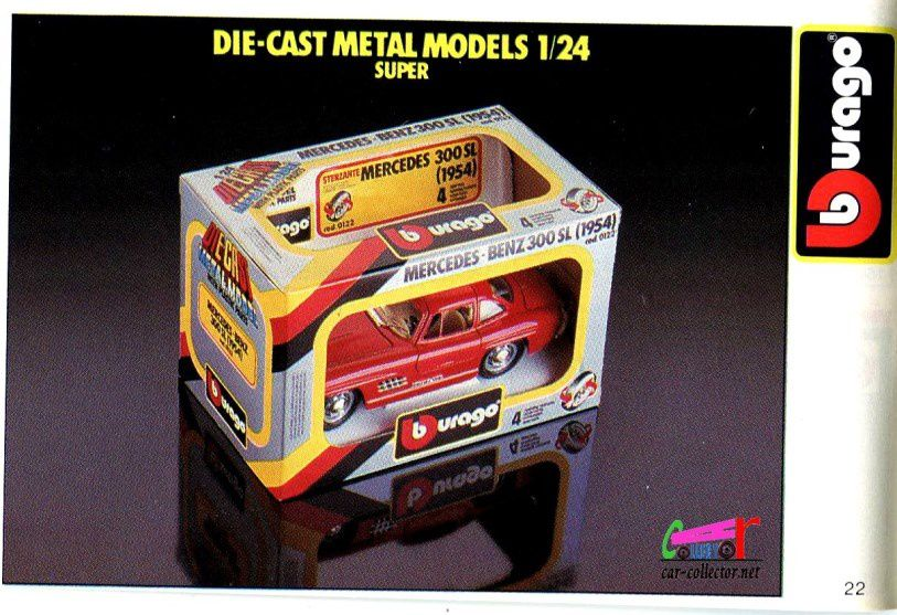 modeles-burago-1-24-serie-super