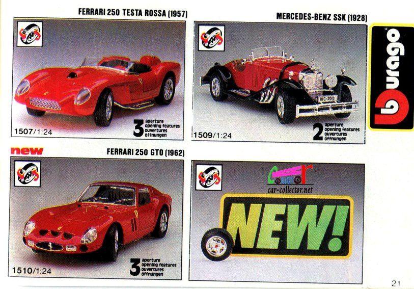 ferrari-250-testa-rossa-1957-mercedes-ssk-1928-ferrari-250-gto-1962-burago-1-24