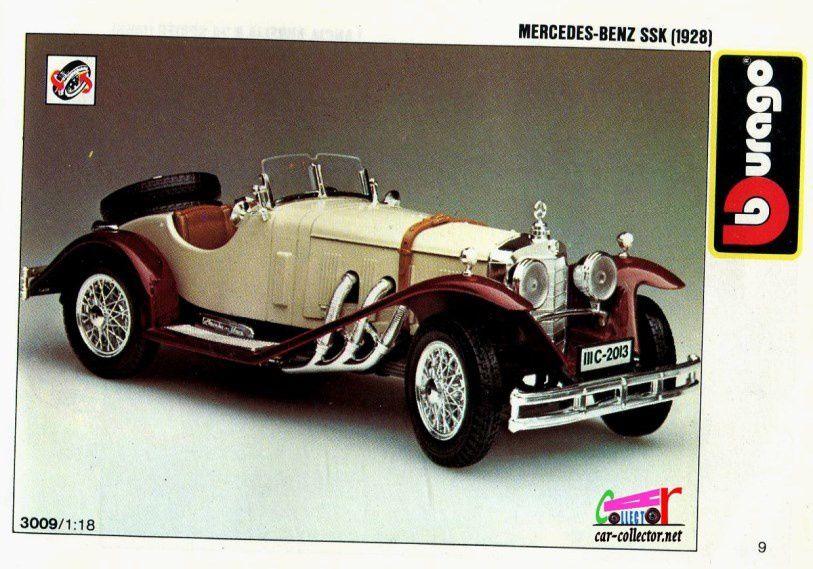 mercedes-ssk-1928-burago-1-18