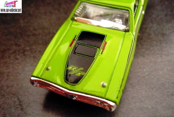 71 DODGE CHARGER HOT WHEELS 1/64.