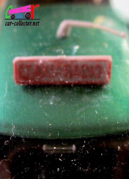 COFFRET CITROEN CX 2200 TAXI RADIO NOREV 1/43.