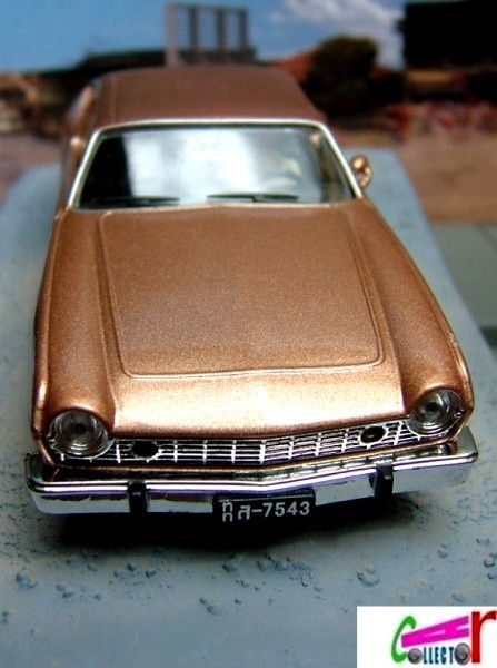 FASCICULE N°44 AMC MATADOR COUPE 1974 JAMES BOND 007 1/43.