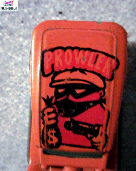 PROWLER HOT WHEELS 1/64.