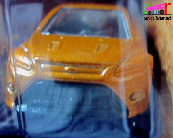 09 FORD FOCUS RS 2009 HOT WHEELS 1/64.