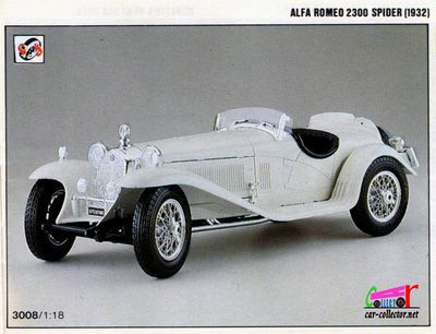catalogue-burago-1990-alfa-romeo-2300-spider-1932-catalogo-burago-1990-katalog-burago-1990-catalog-bburago-1990