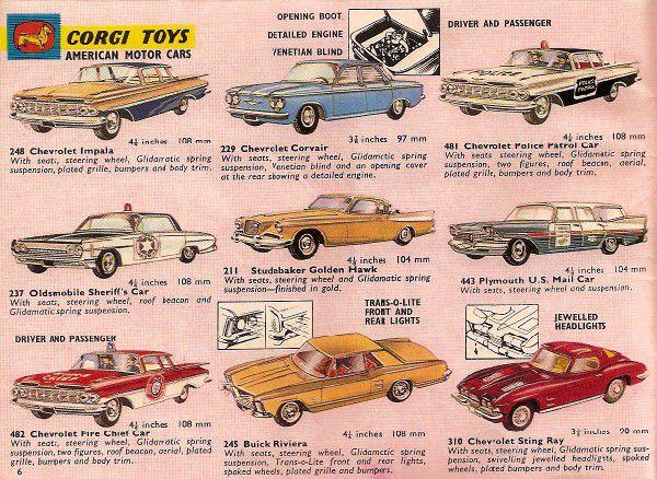 catalogue-corgi-1966-catalogo-corgi-1966-katalog-corgi-1966-catalog-corgi-1966- 柯基犬目錄-1966