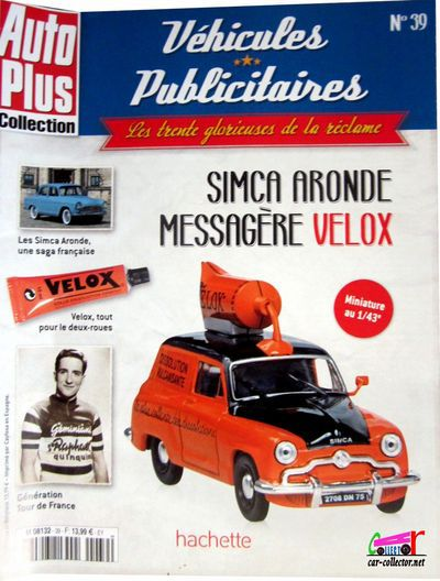 fascicule-39-simca-aronde-velox-vehicules-publicitaires-hachette-collection