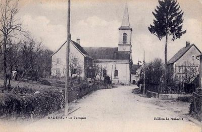 cpa-le-temple-de-badevel