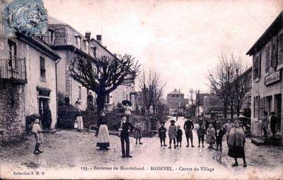 cpa-badevel-doubs-25-la-grande-rue-la-fraternelle