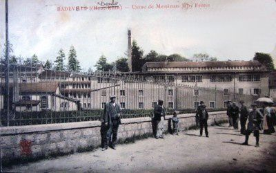 cpa-badevel-doubs-25-usines-japy-ferme-wurgler