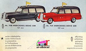 catalogue-tekno-1961-mercedes-220