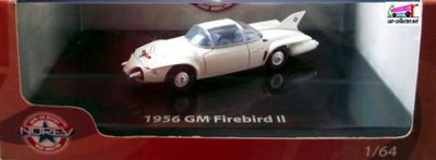 1956-firebird-II-general-motors-norev-scale-1-64