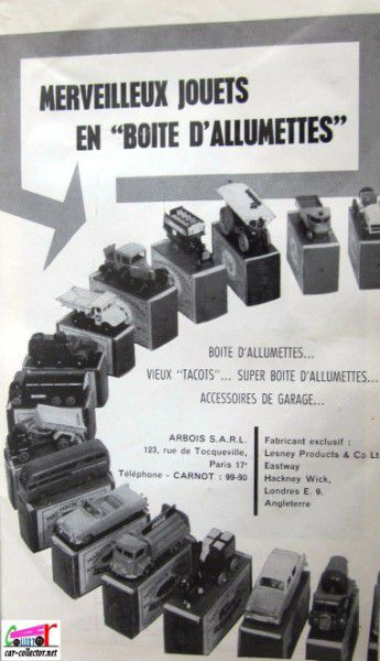 repertoire-mondial-des-automobiles-miniatures-geo-ch-veran-world-directory-of-models-cars-publicite-matchbox