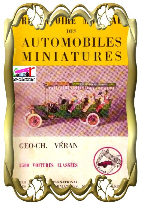 repertoire-mondial-des-automobiles-miniatures-geo-ch-veran-world-directory-of-models-cars