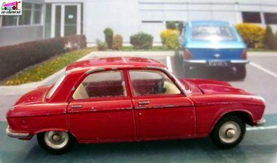 peugeot-204-berline-bordeaux-dinky-toys-france-meccano-echelle-143