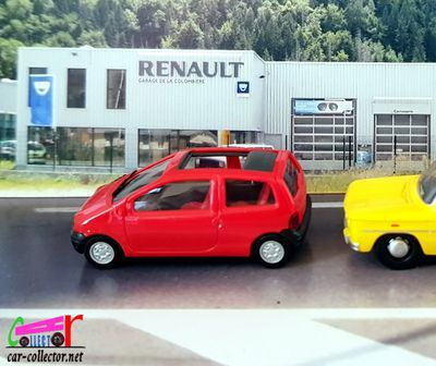 renault-twingo-rouge-decapotable-herpa-ladder-187