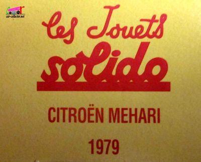 citroen-mehari-orange-solido-un siecle-d-automobiles-hachette-collection