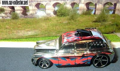 cookney-cab-II-austin-rover-hot-wheels-2006