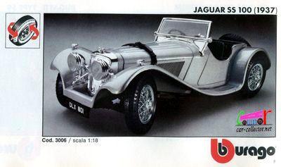catalogue-burago-1983-catalogo-bburago-1983-catalog-burago-1983-katalog-burago-1983-jaguar-ss-100-1937