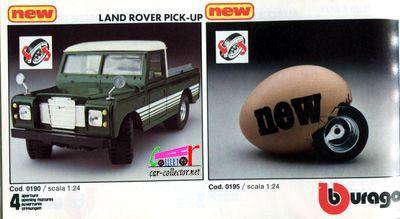 catalogue-burago-1983-catalogo-bburago-1983-catalog-burago-1983-katalog-burago-1983-land-rover-pick-up