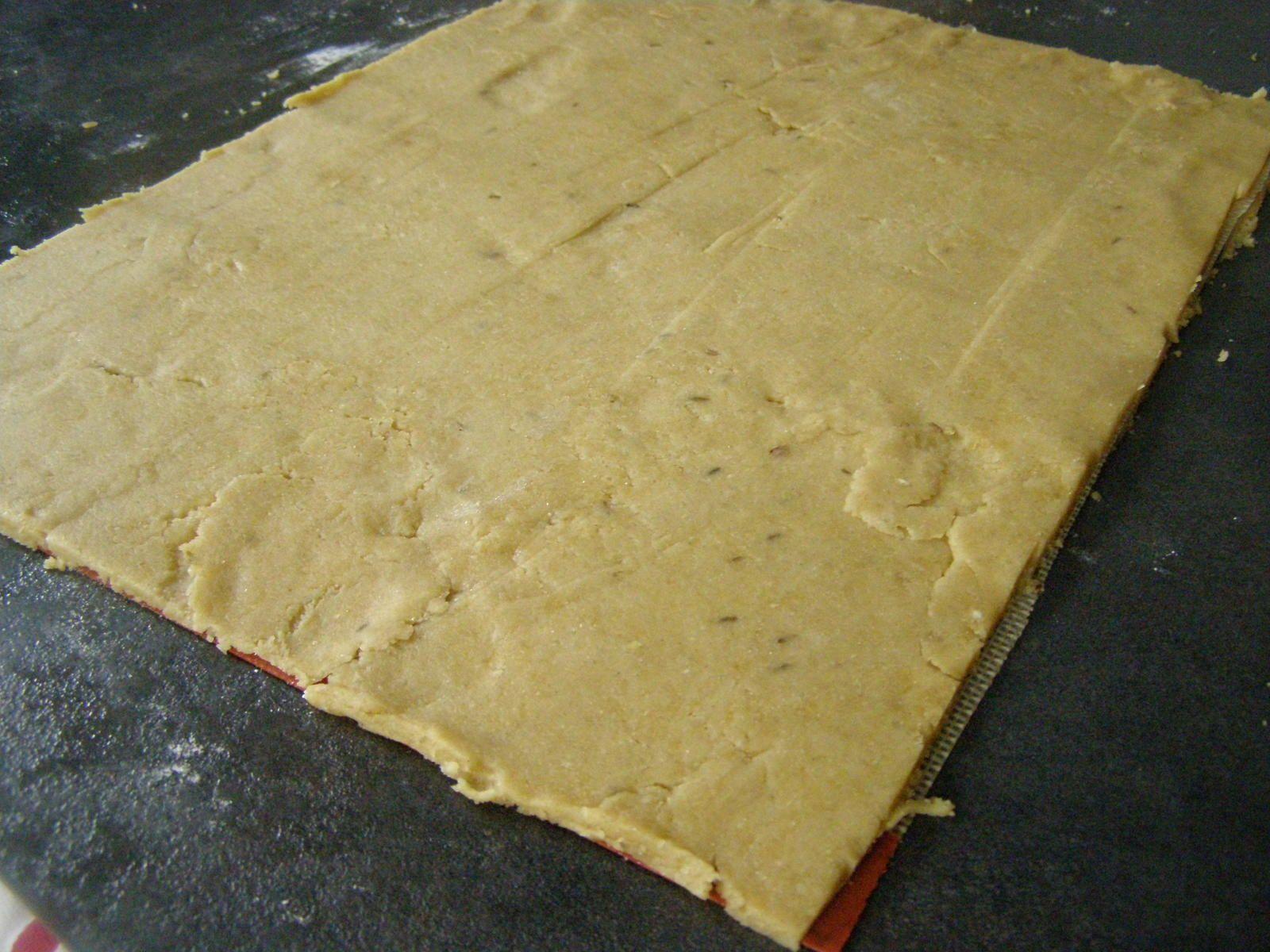 Pâte spéciale indice glycémique bas, pour tarte salée ou sucrée