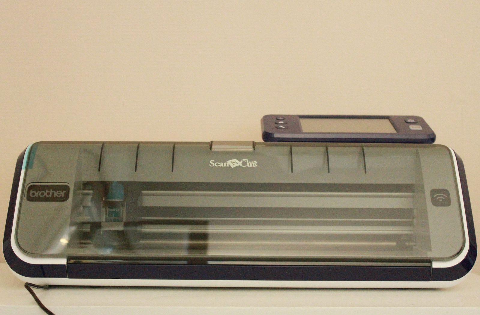 Découvrir la ScanNCut CM900