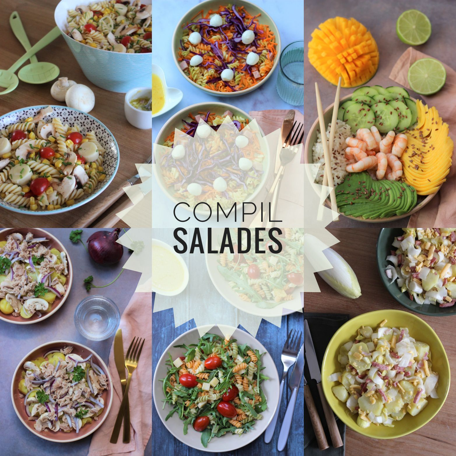 compil special salades
