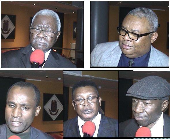 Sommet de Luanda et meeting du Rassemblement le 5 novembre, avis de quelques hommes politiques congolais