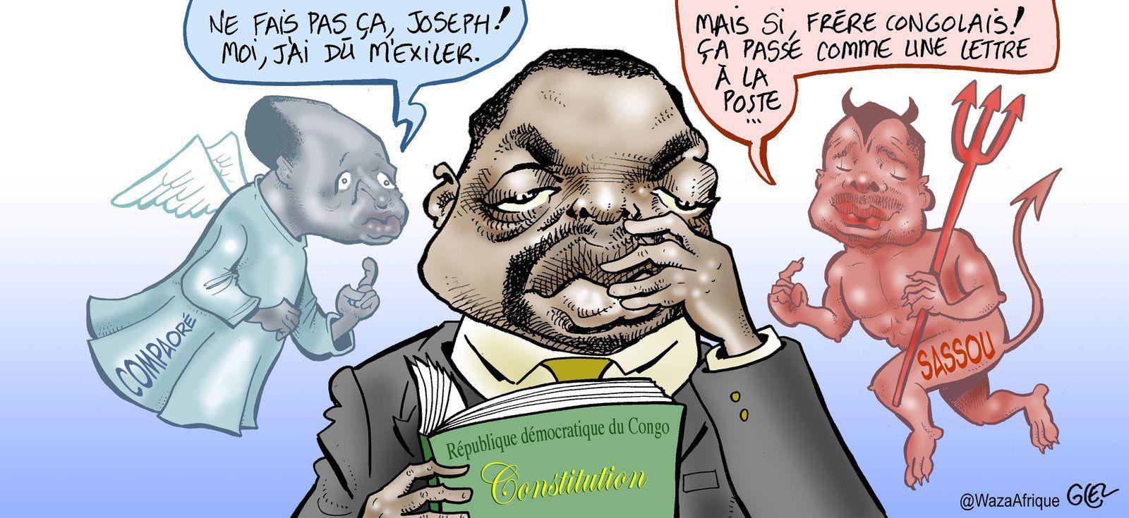 Dialogue congolais: «Le 20 décembre 2016, Joseph Kabila quitte le pouvoir»