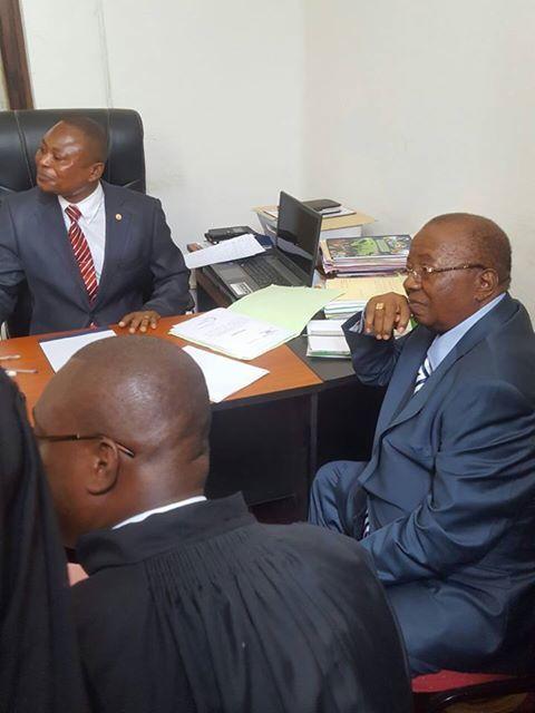 Flash. Gabriel Kyungu Wa Kumwanza entendu par le PGR à Lubumbashi