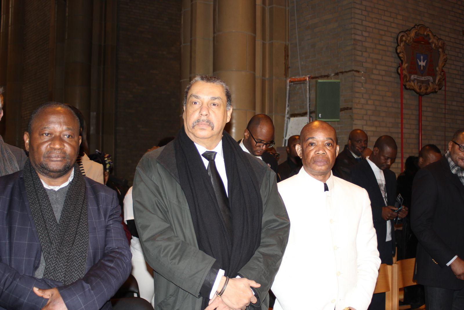 Page d'histoire: Messe de requiem à Bruxelles pour Étienne Tshisekedi