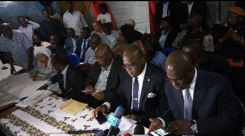 « Rassemblement » :«Le Consensus pour la Présidence de Kabila en 2017 est rompu »