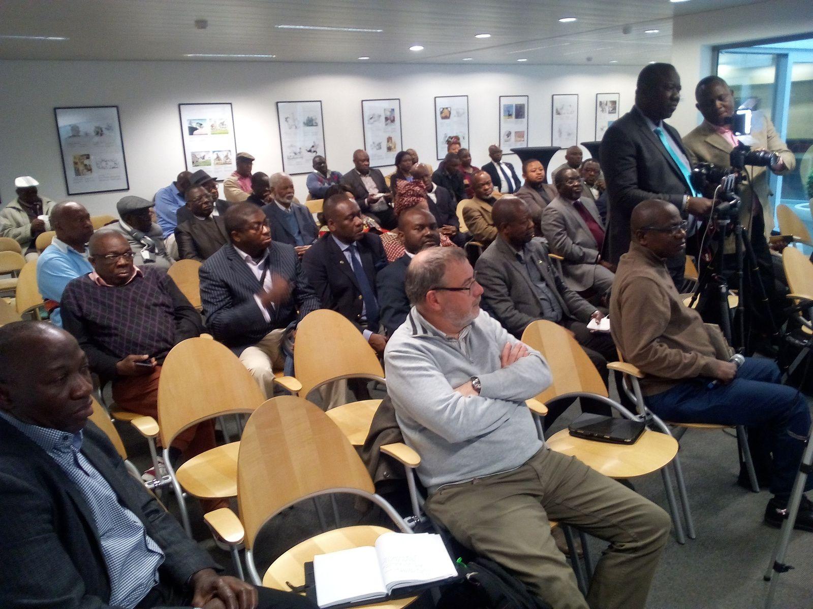 Bruxelles, mise au point de l'UDPS- Extérieure face au vide laissé par la disparition d'Étienne Tshisekedi