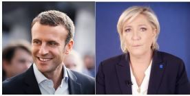 1er tour de la présidentielle française: 1ers chiffres de la RTBF