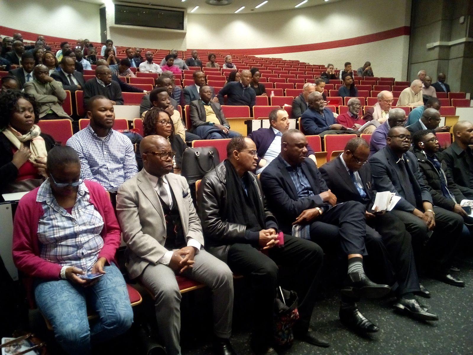 Conférencebelgo-congolaise à Bruxelles, « que veut la population congolaise ? »