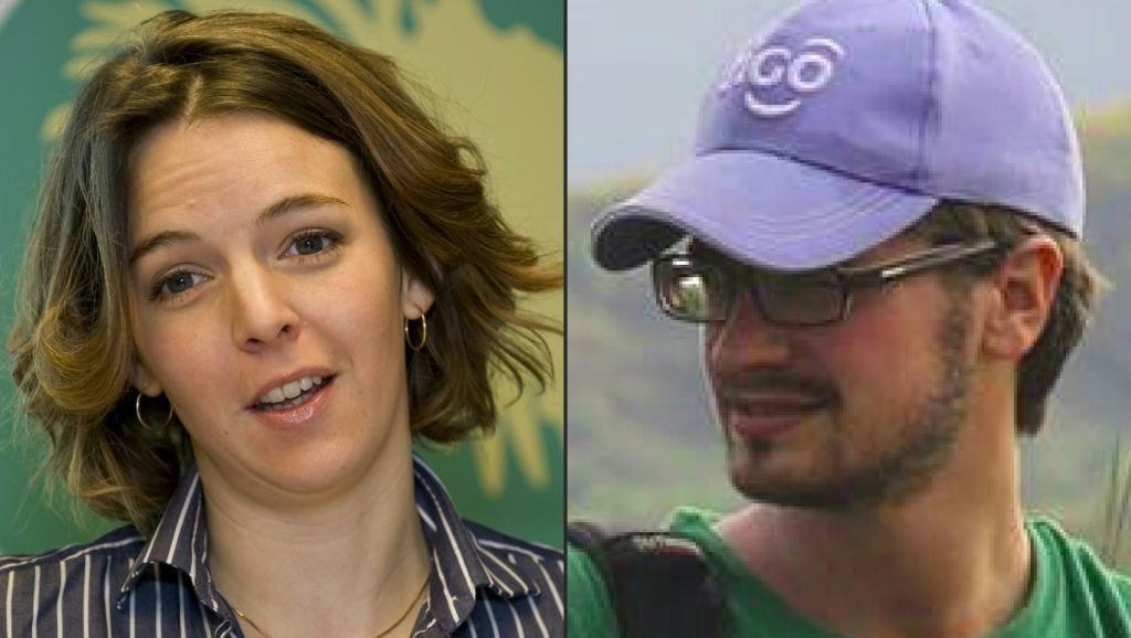 Lu pour vous : Michael J. Sharp et Zaida Catalán, rares témoins des atrocités au Kasaï
